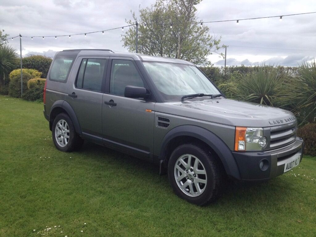 land rover discovery 3 tdv6 xs 2007 diesel car priced reduced in norwich norfolk gumtree. Black Bedroom Furniture Sets. Home Design Ideas