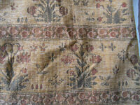 Heavy Tapestry Type Curtains with Pencil Pleat Top