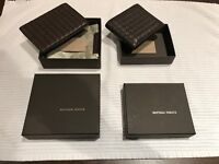 Bottega Veneta Wallet & Passport Holder (can be purchased separately)