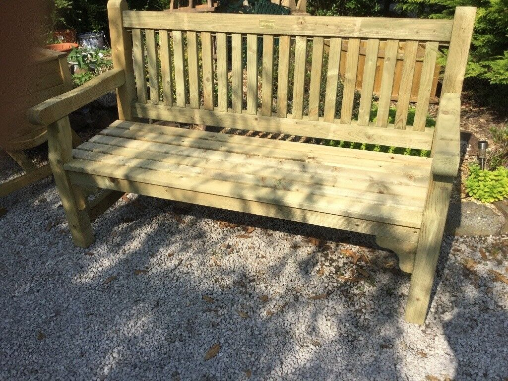 Rowlinson Garden Bench Park Bench New Pick Up Today