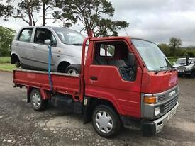 TOYOTA DYNA WANTED ANY CONDITION