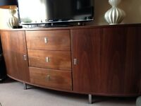 Dwell Walnut Sideboard