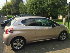 Peugeot 208 2013 (13) 1.4 VTi Allure 3dr