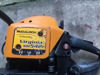 Muccoloch Virginia 542p hedge trimmer