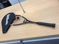 Squash Racket + 2 balls