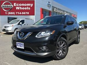 2016 Nissan Rogue SL LOADED AWD!!