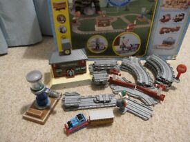 THOMAS & FRIENDS WELLSWORTH STATION Electronic Playset