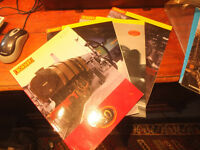 Hornby and Other train catalogues