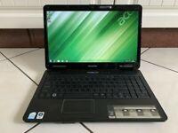 Emachines E725 Laptop Dual Core 2GHz 3GB RAM 160GB HDD WIN7