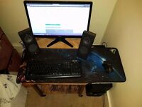 Desktop Gaming PC very good condition (reason for sale is that i move abroad and i can t carry it)
