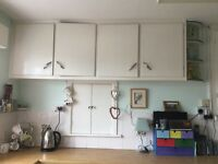 Retro kitchen cupboard doors and drawers