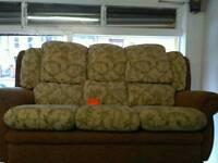 3 seater sofa fabric