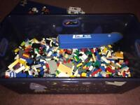 Large Lego lot