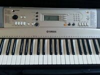 Yamaha Electric Keyboard + with excellent case