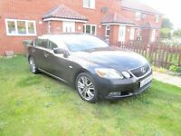 LEXUS GS 450H BEST OFFER OVER £2000 BUYS