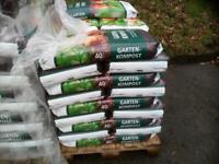 Kompost in 40 Liter Säcken inkl. Lieferung Nordrhein-Westfalen - Remscheid Vorschau