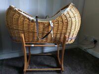 Mothercare Snug Moses Basket