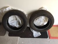 "14"" WINTER TYRES - 2 - in very good condition"