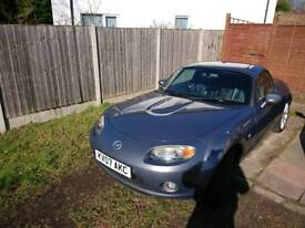 Mazda mx5 sport pack 2.0ltr mk3 convertible electric hardtop