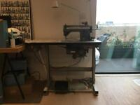 Industrial Singer 20u Sewing Machine