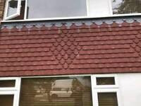 Plain roof tiles