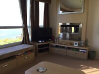 Luxury 6-berth static caravan - in Cullen, Moray - 2017 site fees paid