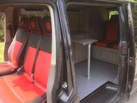 VW T5 Camper campervan lwb TRANSPORTER part ex swap p/ex, 2006 * NEW CONVERSION