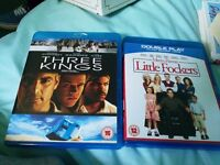 Blue ray dvds for sale good condition