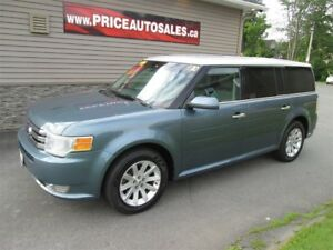 2010 Ford Flex SEL AWD - HEATED SEATS - REMOTE START!!!