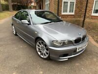BMW, 330ci E46 Coupe 6 Speed Manual Facelift 2 doors