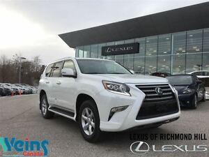 2016 Lexus GX 460 TECHNOLOGY/ONLY 6600 KMS!