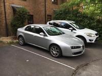 Alfa Romeo 159 1.9jtdm Diesel, 79k miles, FSH, 4 nearly new Michelin tyres, long MOT, Please read ad