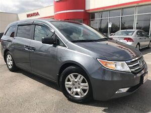 2011 Honda Odyssey LX| LOW KMS| ONE OWNER| ACCIDENT FREE|