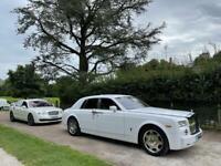 Chauffeur Wedding Car Hire Rolls-Royce Bentley