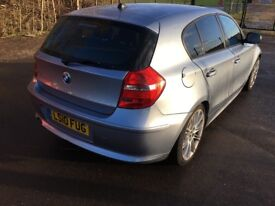 BMW 1 SERIES 118D SE 5 door
