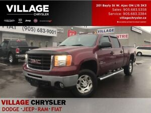 2009 GMC SIERRA 2500HD SLE|DURMAX DIESEL|LOW MILEAGE