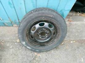 Polo 6n2 tyre (3 available)