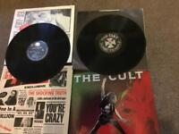 Guns and roses and the cult