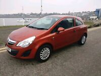 Vauxhall Corsa 1.0 eko flex 30£ road tax