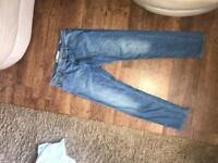 Van jeans taper 36x34
