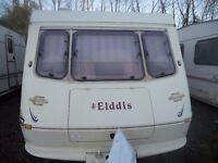 4/5 Berth Elddis 1997/98 fully loaded DEPOSIT PAID