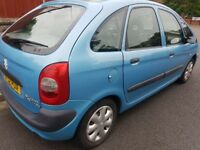 2002 Citroen Picasso 1.6 Great family car