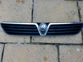 Front grill astra 57 plate
