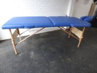 Portable Foldable Massage Reiki Therapy Bed with carry case