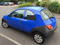 ford ka 1.3 2002 52 plate mot feb 2017 service history excellent condition