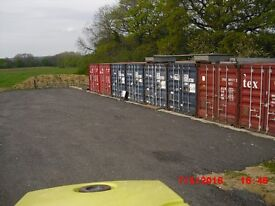40 foot shipping container to rent Gatwick area long term.with power and lights
