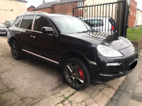 Porsche Cayenne 4.8 Turbo S Tiptronic S AWD, 2008, 1 Lady Owner, Full History, Full MOT, Immaculate!