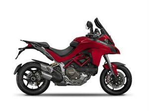 2017 Ducati Multistrada 1200 S Red