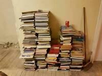 100/150 Variety of Books