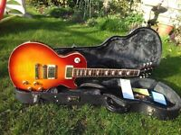 Gibson Les Paul Standard 2004 - Heritage Iced Tea
